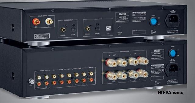 Magnat MA 1000 гибридный интегральный усилитель мощности