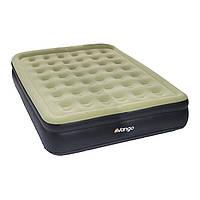 Надувной матрас-кровать Vango Hi Rise Double 210x157 Green