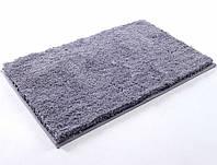 Набор ковриков для ванной Irya Floor серый 70*120+45*60