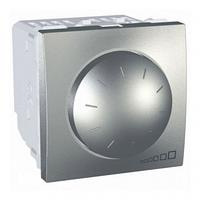 Механизм светорегулятора 40-400Вт/ВА Алюминий Schneider Electric Unica