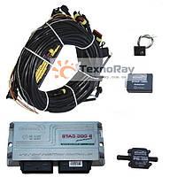 Электроника Stag 300 6-цилиндров (проводка,кнопка, МАП)