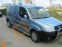 Рейлинги на Fiat Doblo