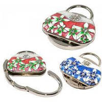Вешалка для сумочки M-10,подарки для женщин ,подарок на 14 февраля и 8 марта,держатель для сумки