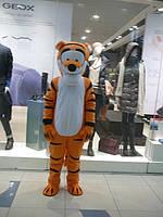 Ростовая кукла Тигр