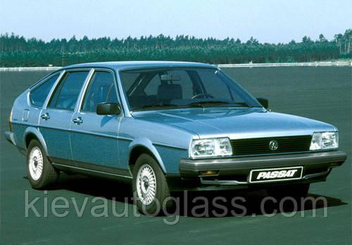 Лобовое стекло на Volkswagen Passat B2 1980-87 г.в.