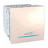 Механизм светорегулятора нажимного 20-350Вт/ВА Слоновая кость Schneider Electric Unica
