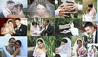 Свадебная фотосьемка без монтажа