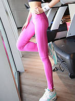 Розові лосіни спортивні