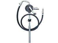 Groz 44081 RBP/3V/H ручной роторный насос для перекачки бензина и масла