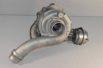 Турбіна на Renault Trafic 2006-> 2.5 dCi (146 к. с.) — Garrett (відновлена) - 782097-5001R