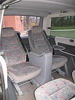 Салон без сидений и без потолка Mercedes VITO W638 с 1996 г по 2004 г.