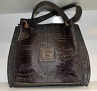 Большая женская сумка мешок WILLOW серая