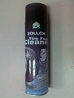 Очиститель шин пенный Zollex