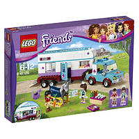 LEGO Friends Ветеринарная машина для лошадок 41125