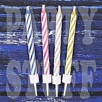 Магические свечи для торта, 10 шт
