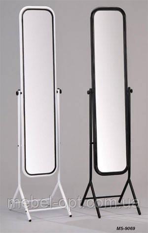 Зеркало напольное MS-9069 WT, белое