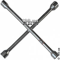 Ключ-крест усиленый HEYNER 420 000 17–19–21–23 мм