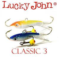 Балансир Lucky John CLASSIC 3 30мм 4.0гр