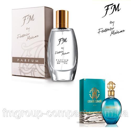 духи для женщин Fm 411 аромат Roberto Cavalli Acqua роберто кавалли