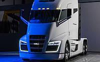 У США представили першу вантажівку на водні
