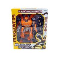 Машина-трансформер TF3388, робот-машина, 25 см, в коробке 26,5х32х10 см, игрушка робот машинка детская