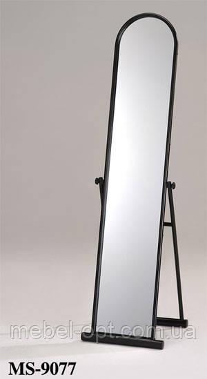 Зеркало напольное MS-9077, черное