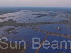 В Индии завершилось строительство крупнейшей солнечной электростанции