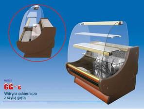 Кондитерская витрина Cold С-20 G-g, фото 2