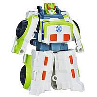 Трансформери Боти рятувальники Playskool Heroes Transformers Rescue Bots Rescan Medix, фото 1