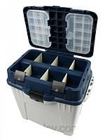 Зимний ящик для рыбалки Aquatech 2870 большой, товары для рыбалки