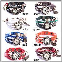 Винтажные женские наручные часы Shambala 6 цветов