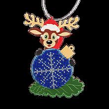 Набор для вышивания бисером по дереву FLK-003