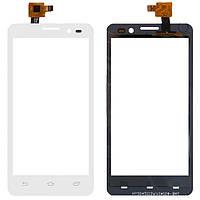 Сенсорный экран (touchscreen) для VINUS UMI X1, белый, оригинал