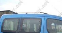 Рейлинги на Fiat Doblo New
