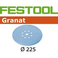 Шлифматериал Granat D 225, P 100