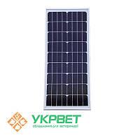 Солнечная панель для электроизгороди 20 Ват