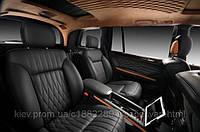 Установка аудио-видео аппаратуры в Mercedes-Benz G-class