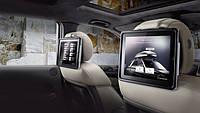 Установка аудио-видео аппаратуры в Mercedes-Benz GL-class