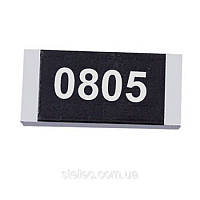 SMD резистор 0805 100R 5%