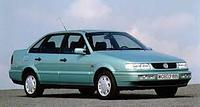 Лобовое стекло на Volkswagen Passat B4 1993-96 г.в.