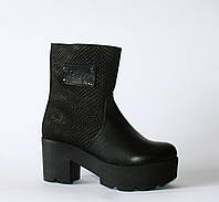 Зимние ботинки Laif оригинал Португалия натуральная кожа замша шерсть 37