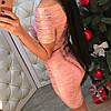 Бандажное платье 1168, фото 3