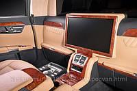 Установка аудио-видео аппаратуры в Toyota Land Cruiser 200