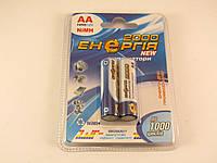 Аккумулятор Энергия NiMH AA (HR6) 2000mAh 1,2V, фото 1