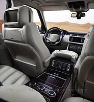 Установка аудио-видео аппаратуры в Range Rover