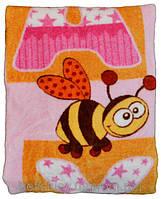 Одеяло плюшевое (теплое) Турция р.105*120