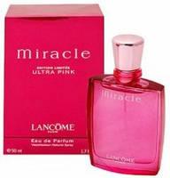 100 мл Lancome Miracle Ultra Pink (ж)