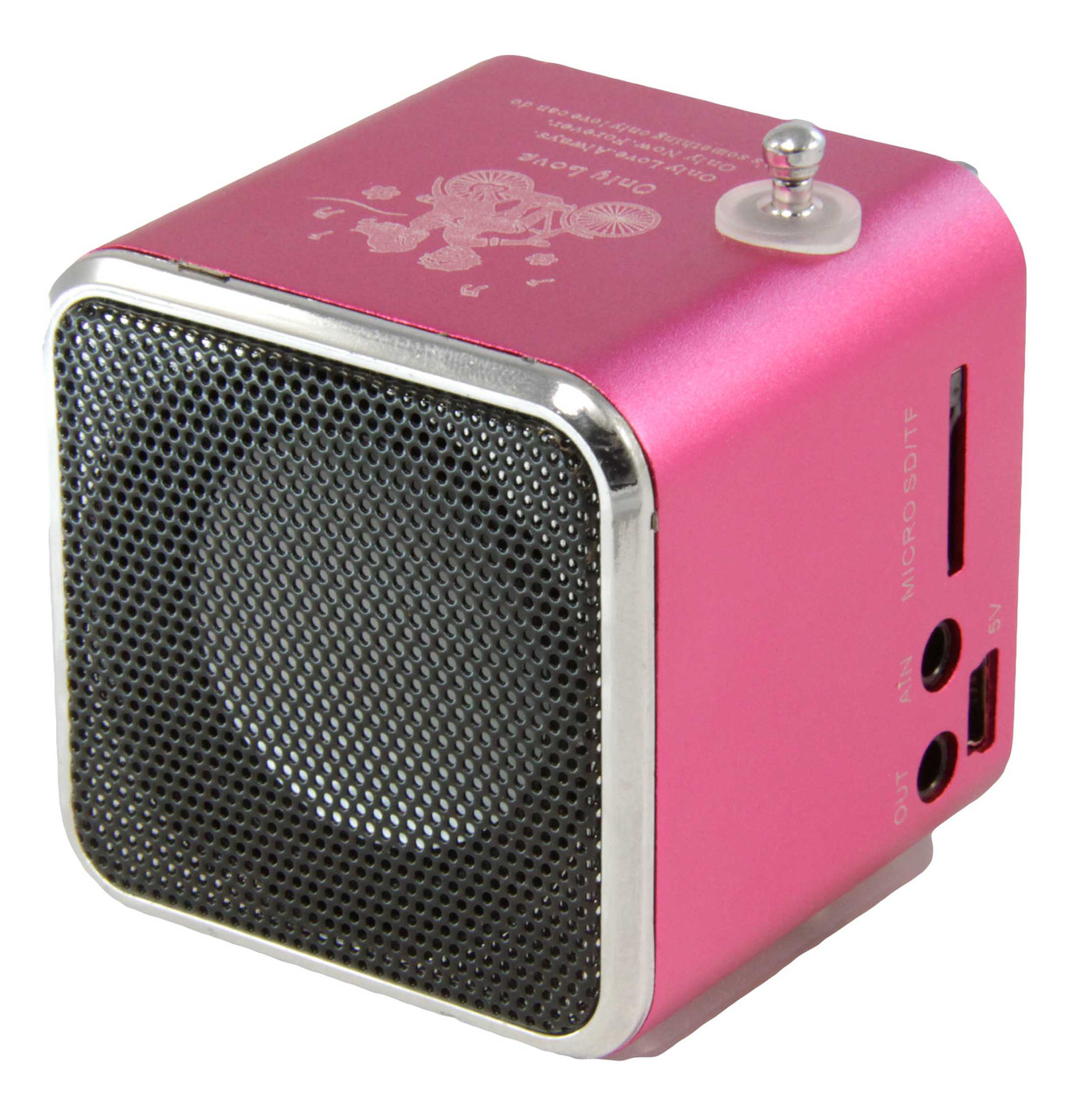 Колонка портативная Music TD-V26 (Bluetooth)