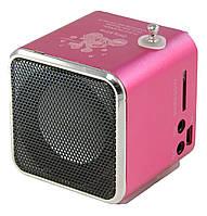 Колонка портативная Music TD-V26 (Bluetooth), фото 1
