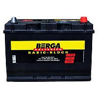 Аккумулятор автомобильный Berga 6СТ-95 АзЕ Basic Block (595404083)